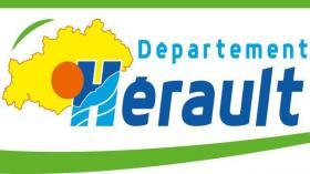 Logo departement herault